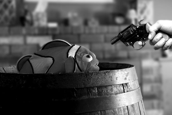What Does Shooting Fish in a Barrel Mean - Writing Explained