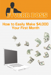 Fiverr Boss. Disappeared like a Boss.