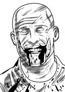 Zombie Kurt. A Fiverr Account is a Dangerous Thing...